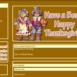 Beary Happy Thanksgiving