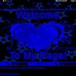 Blue Heart Animated